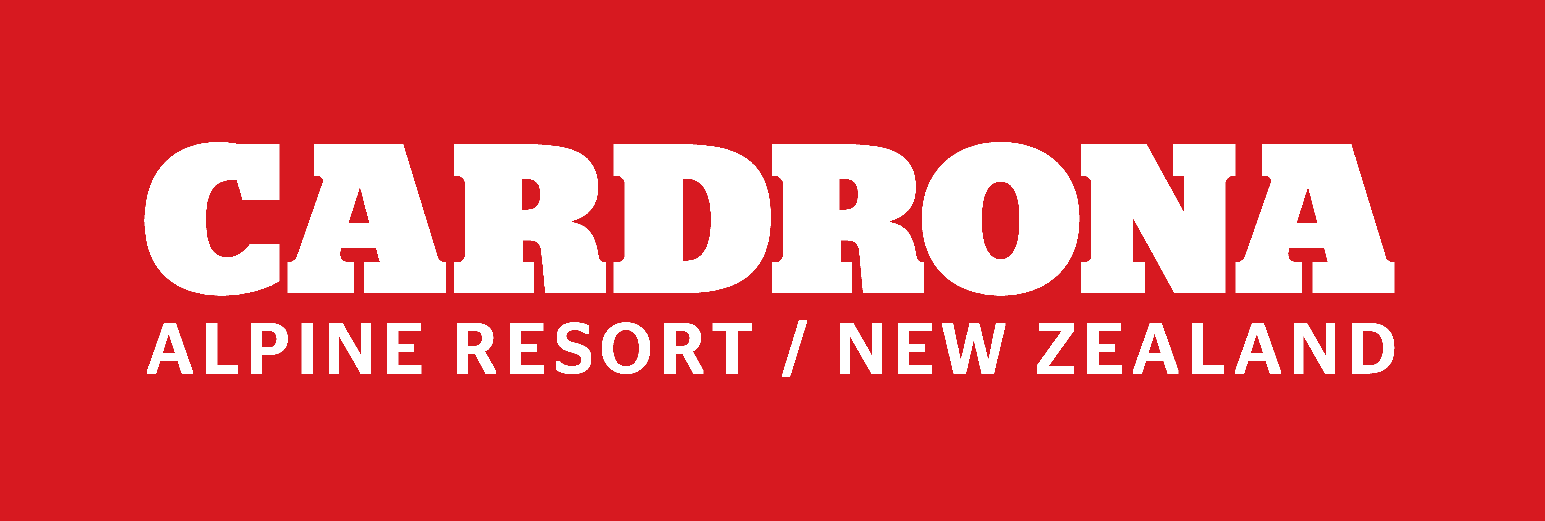 Cardrona Corporate Logo RED